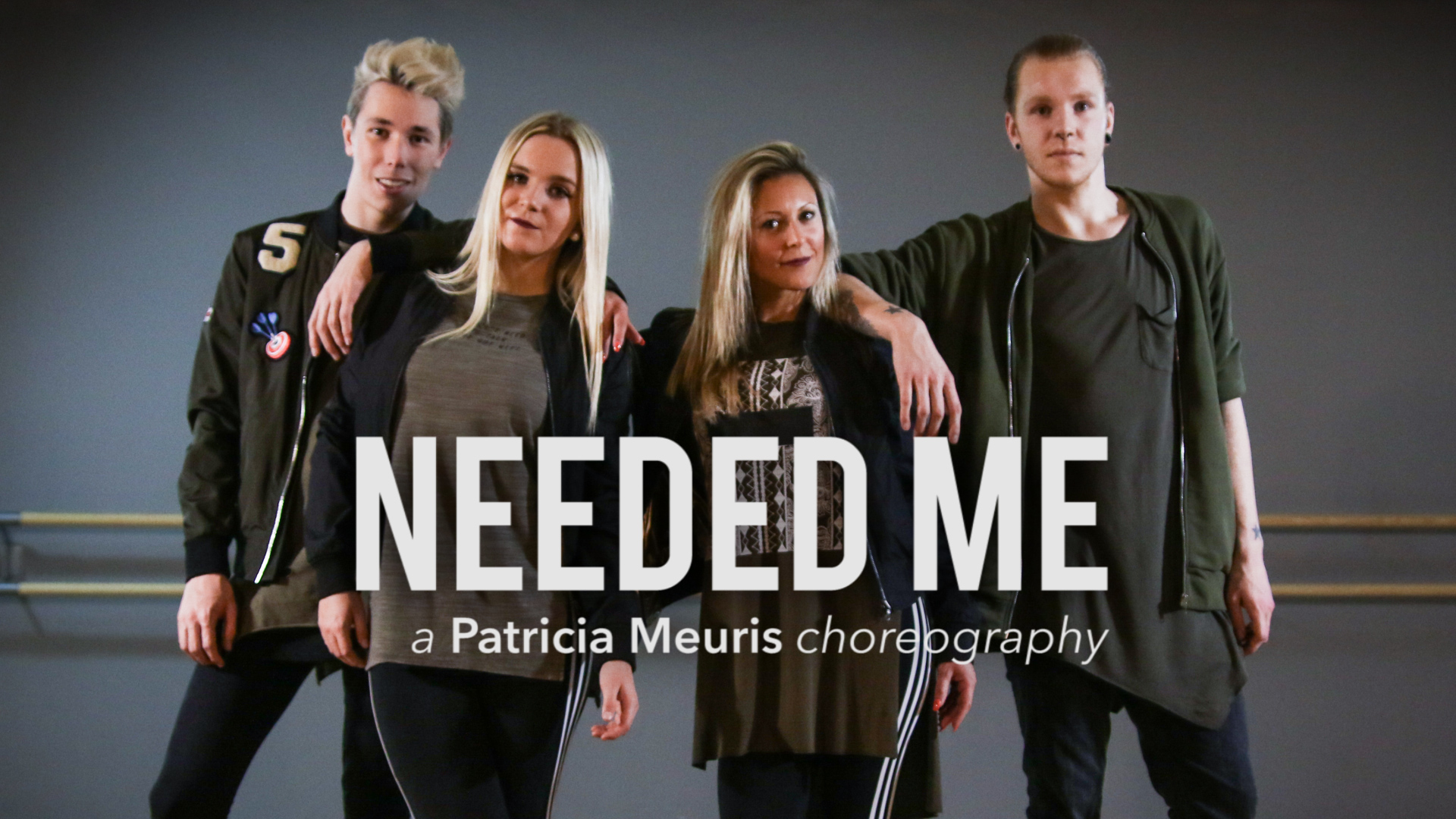 Rihanna – Needed Me | Patricia Meuris choreografie