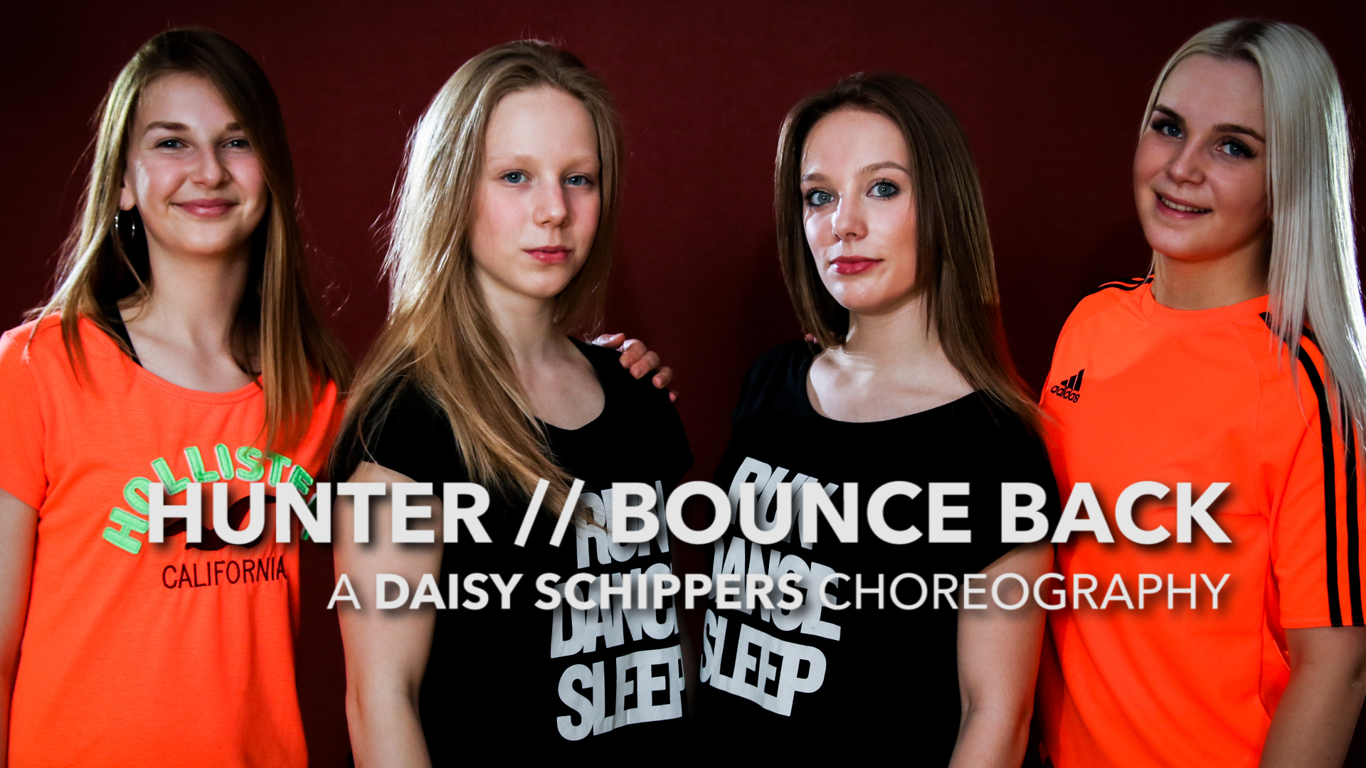 Big Sean – Bounce Back | Daisy Schippers choreografie